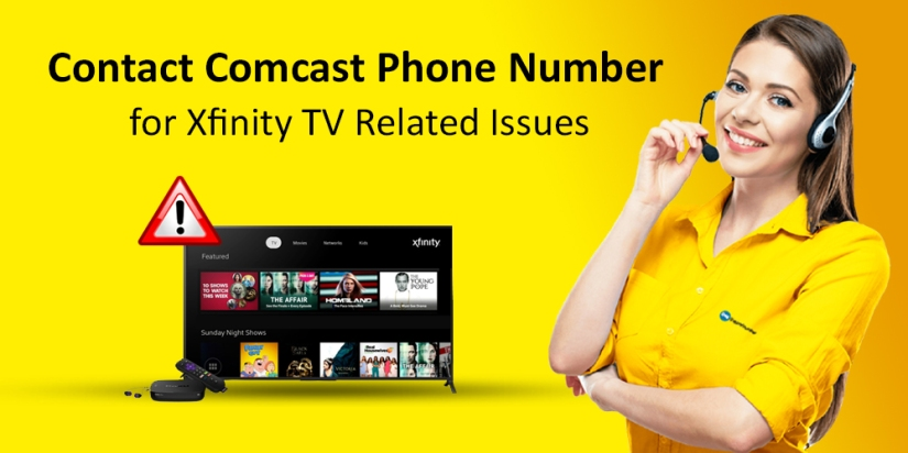 How to Troubleshoot Your Xfinity TV – Contact For Help